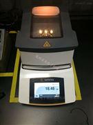 正品:賽多利斯MA160紅外水分測定儀