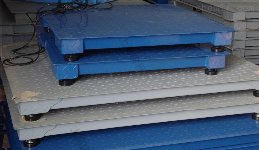 5吨电子小地磅价格,1.5米*2米电子平台秤