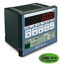 狄纳乔DGTQ机柜式安装多功能重量变送器