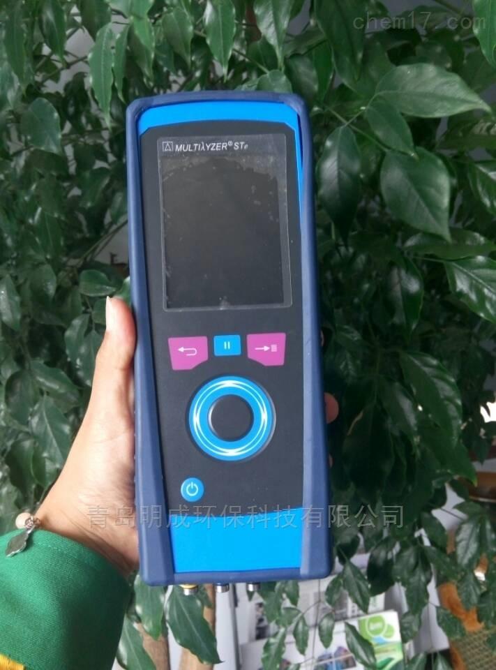 意大利赛特朗(E30x)手持式烟气分析仪