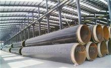 型号齐全热力管道聚氨酯保温管现场施工布管操作