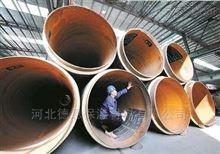 DN800热源输送管道聚氨酯直埋保温管工艺