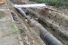 型號齊全圖木舒克市預製直埋是保溫管價格施工案例