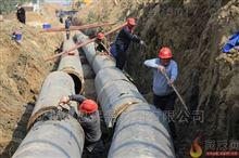 DN350热力管道直埋保温管施工经济分析