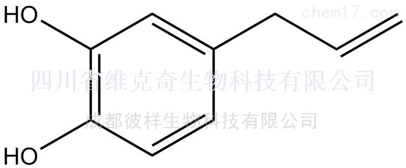 2-羟基胡椒酚 1126-61-0厂家直供标准品
