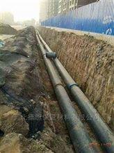 型号齐全热力保温管直埋敷设特殊钢管道施工操作规定