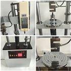 国产电动立式双柱拉压测试台推拉力计试验机