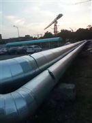 预制保温管管件三通异径管可进行现场保温