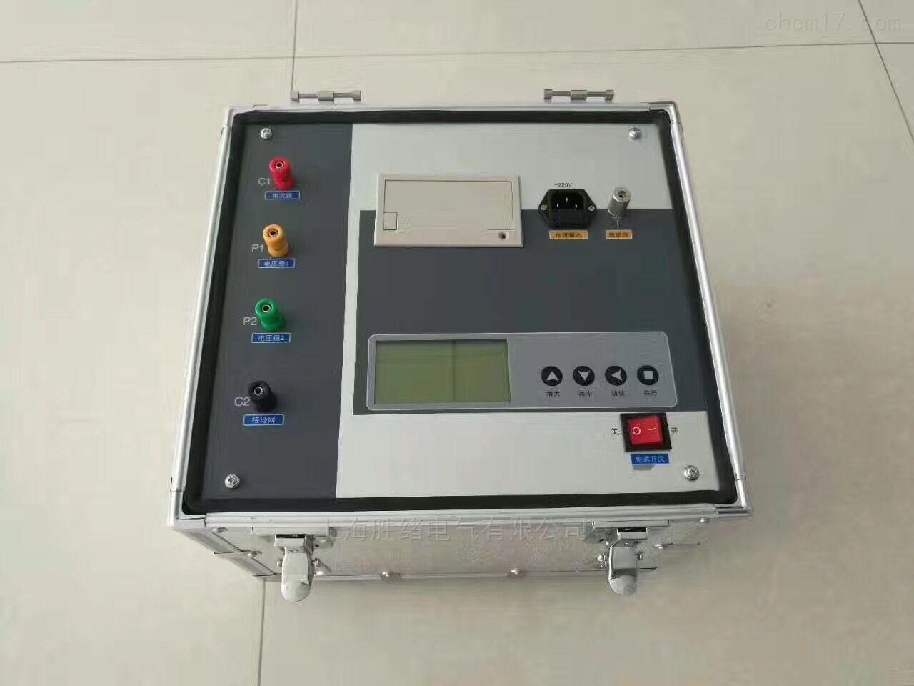 异频法的大型接地网接地电阻测试仪