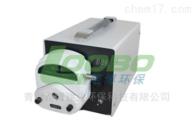 LB-8000B四川巴蜀火锅店污水便携式采样器