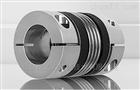 R+W微型波纹管联轴器带径向紧固螺钉MK4