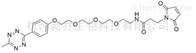 点击化学试剂Tetrazine-PEG4-Maleimide 抗体 点击化学