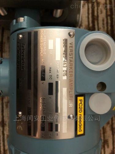 FOXBORO-ECKARDT阀门定位液位流量变送器