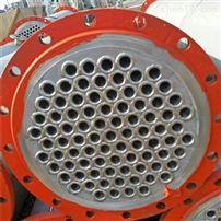 出售不锈钢列管冷凝器 二手管式换热器