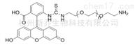 PEG衍生物FITC-PEG-NH2 MW:2000荧光素聚乙二醇氨基