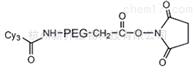 荧光PEG衍生物CY3-PEG-NHS MW:2000 荧光发射波长