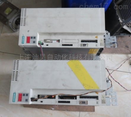 SIEMENS西门子6SE70报警F017维修