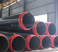 预制直埋发泡保温管  聚氨酯焊接钢管报价厂