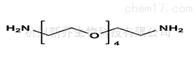 NH2-PEG4-NH268960-97-4 氨基四聚乙二醇氨基 小分子PEG