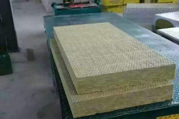 国标岩棉板近期特价