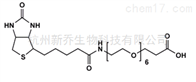 1352814-10-8Biotin-PEG6-COOH 生物素六聚乙二醇丙酸