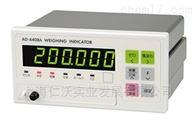 AD-4408A內置HPDF防震動快速穩定稱重控製器