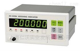 AD-4408A内置HPDF防震动快速稳定称重控制器