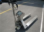 1吨不锈钢电子叉车称