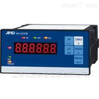 AD-4531B日本进口AD-4531B应变传感器数字显示器