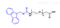 小分子PEGFmoc-N-amido-PEG2-acid 872679-70-4PEG