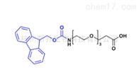 PEG链接剂Fmoc-N-amido-PEG3-acid 867062-95-1小分子