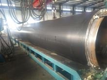 型号齐全热力管道聚氨酯直埋保温管管道弯头管件