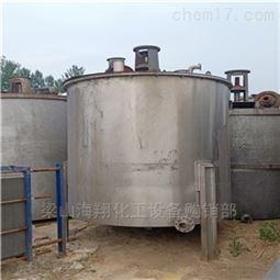 大量出售二手不锈钢搅拌桶 搅拌罐
