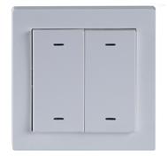 ADL100-F2/4照明智能控制系統2聯4鍵 智能面板