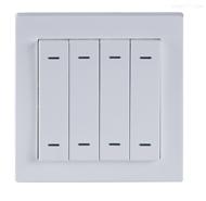ADL100-F4/8照明智能控制系統4聯8鍵 智能面板