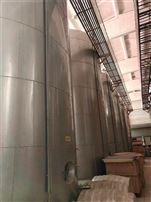 山东出售40吨不锈钢酒罐