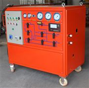 SF6气体抽真空充放装置