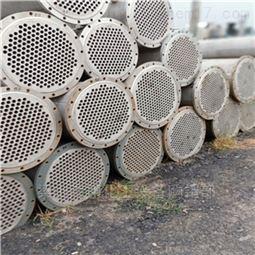 长期处理二手200平方不锈钢冷凝器