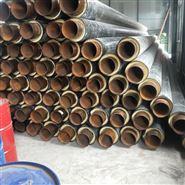 钢套钢聚氨酯热力输油保温管道生产流程