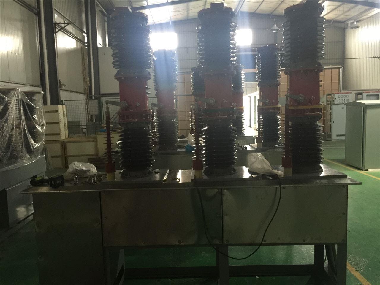 35KV电站线路型真空断路器