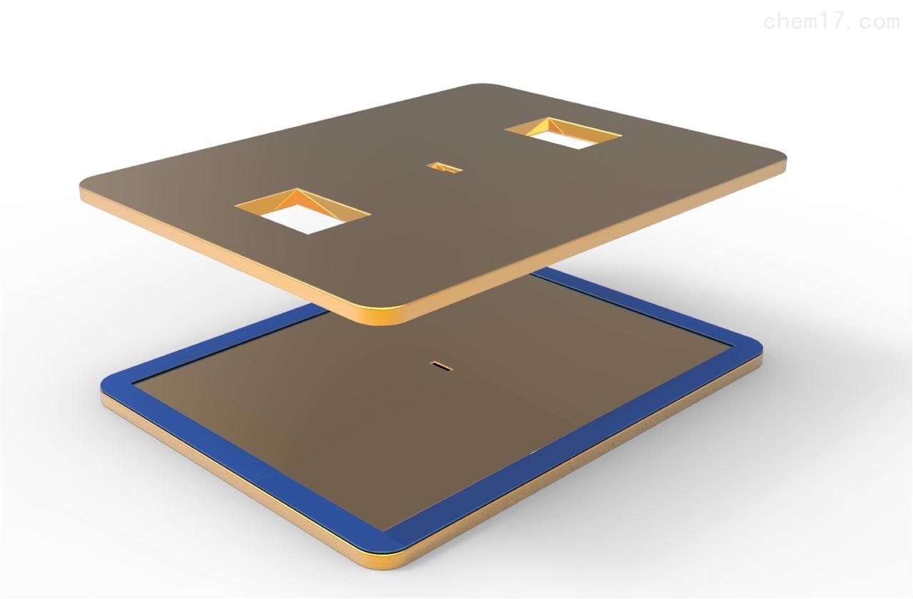 高分辨原位光催化芯片