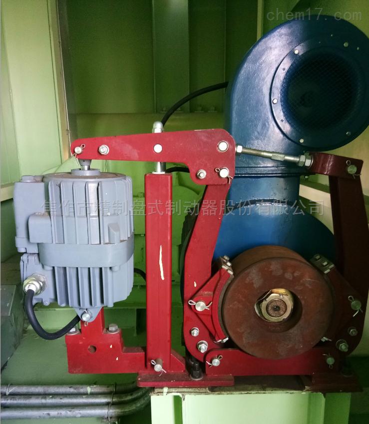 YWZ5-250/E50电力液压鼓式制动器
