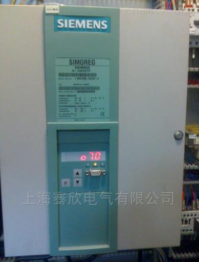 西门子6RA7085报F005-直流控制器修理厂家