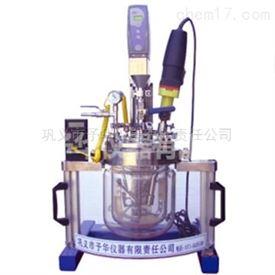 均质乳化反应器用于真空或压力实验特殊场合