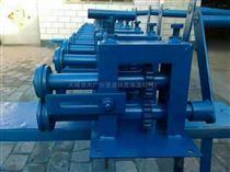 6mm彩钢板手动压槽机