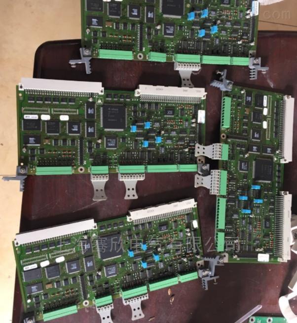 西门子直流调速器主板CUD1板坏修理(出售)