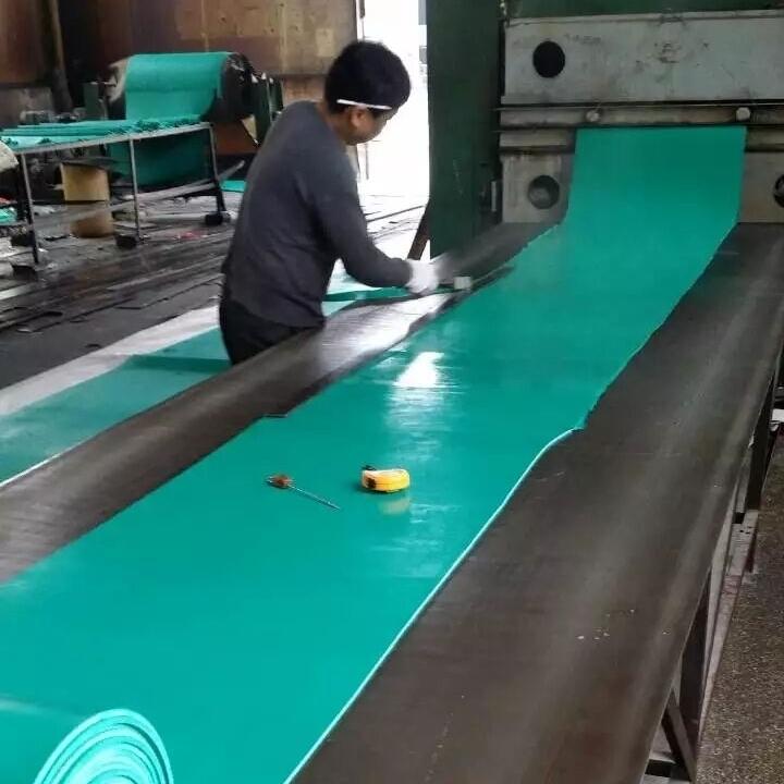 綠色高壓絕緣墊