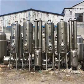 4吨邯郸降价出售二手三效强制循环蒸发器