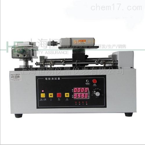 0-1000N电动卧式测试台电路板推力测试专用