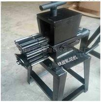 铝皮电动压边机手动手动折弯机